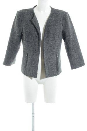 Only Short Jacket black-grey flecked elegant