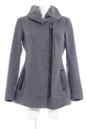 Only Short Coat grey casual look