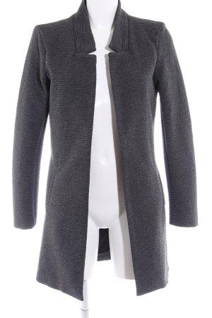 Only Manteau court gris style décontracté