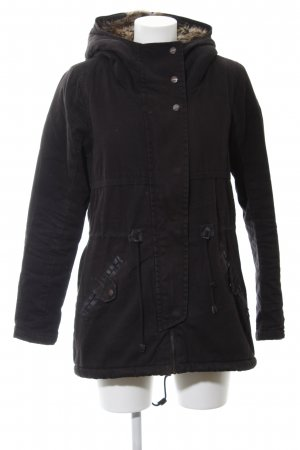 Only Short Coat black simple style