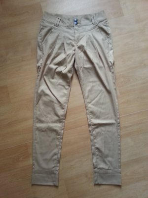 Only Lala Classic Chino Pant W38 wNeu! beige Sommer Boyfriend Blogger