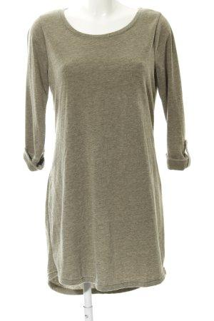 Only Longsleeve Dress green grey casual look