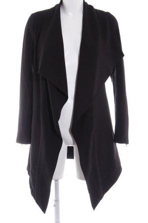 Only Lange Jacke schwarz Elegant