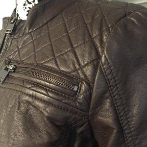 ONLY - Leder - Look - Jacke Gr. 36 - NEU