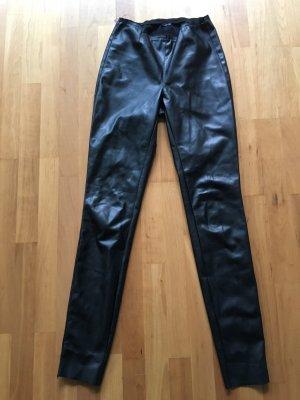 Only Lederhose Hose Skinny Lederleggings Gr 36 38 S