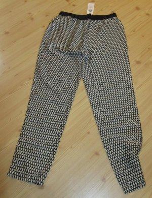 ONLY: Leichte Hose mit Eingrifftaschen, Gr. 36, NEU