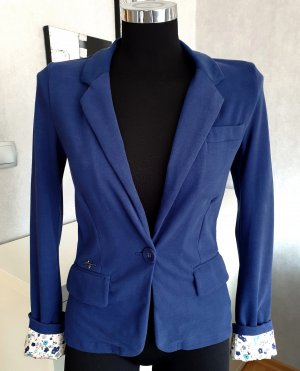 Only Sweat Blazer blue
