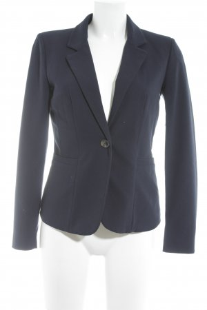 Only Long-Blazer dunkelblau Casual-Look