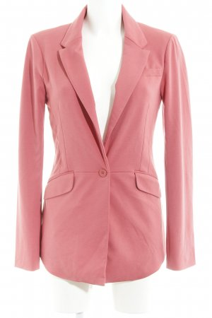 Only Long-Blazer pink Casual-Look