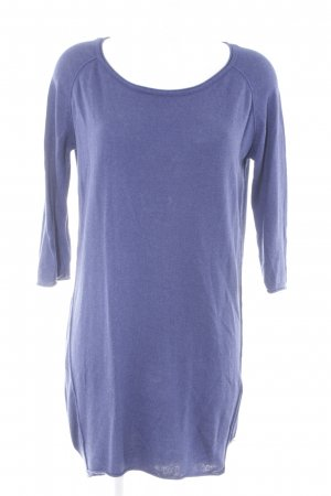 Only Longpullover blau-graublau meliert Casual-Look
