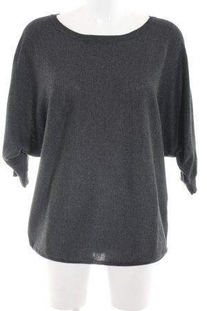 Only Longpullover hellgrau Casual-Look