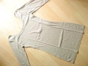 ONLY Longshirt in hellgrau Größe M