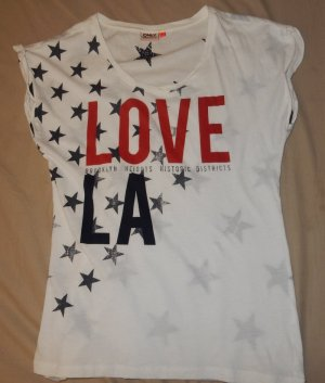 Only LOVE LA Shirt S 36