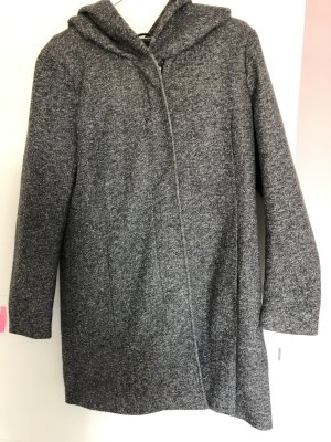 Only Hooded Coat grey