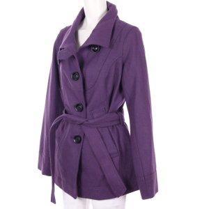 only mantel lila xs wie neu