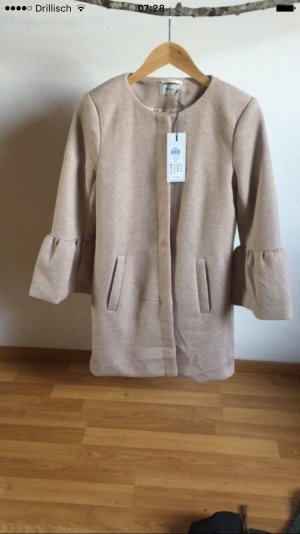 Only Between-Seasons-Coat cream-beige