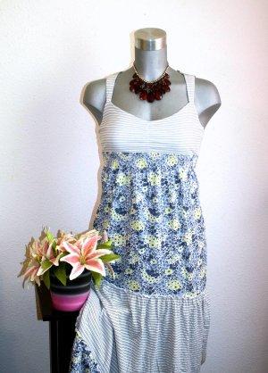 Only MaxiKleid gr. 36/38 Volant Kleid Flower