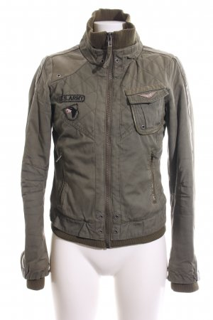 Only Military Jacket light grey-brown casual look
