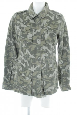 Only Militair jack abstract patroon casual uitstraling