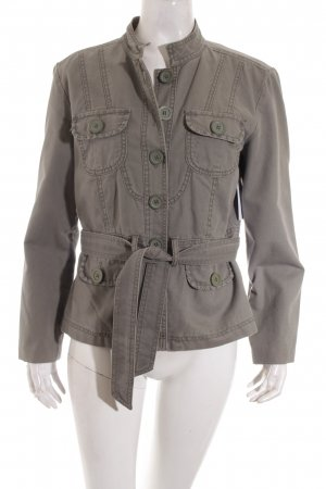 Only Militaryjacke olivgrün Casual-Look