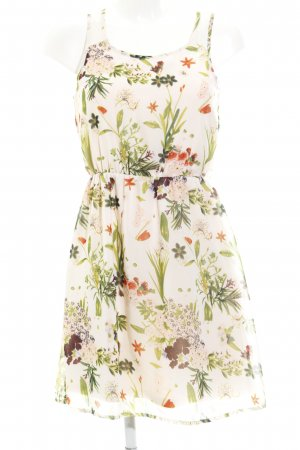 Only Minikleid florales Muster Casual-Look