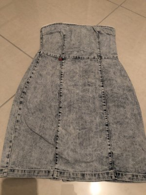 Only Minikleid Jeans washed