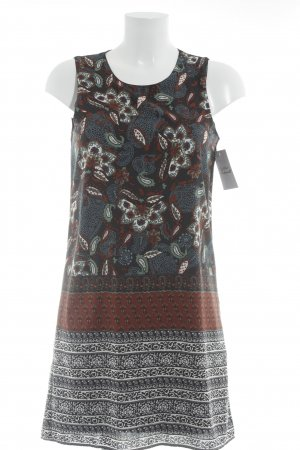 Only Minikleid Mustermix Casual-Look