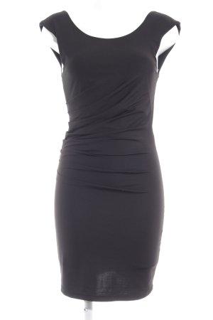 Only Minikleid schwarz klassischer Stil