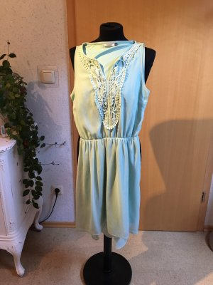 Only High Low Dress mint