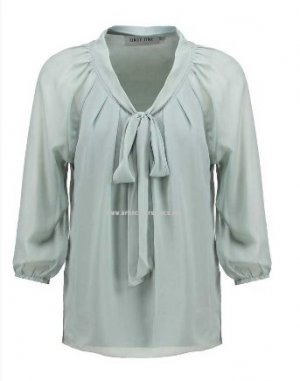 ONLY - ONLLUX PARTY - Tunika - slate grey