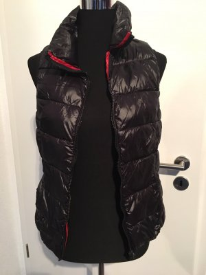 Only Quilted Gilet black