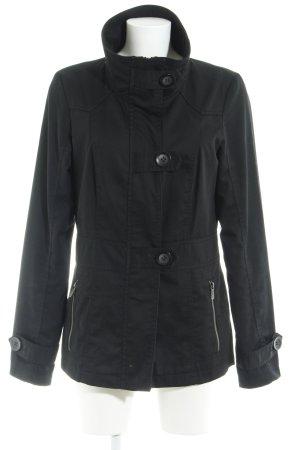 Only Veste d'extérieur noir style décontracté