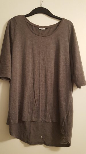Only Oversizes Shirt, Vokuhila Style, Gr. XL