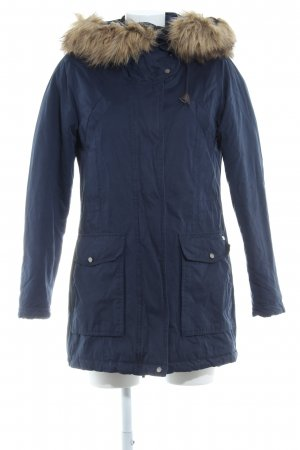 huge selection of 30fc2 7768e Only Parka dunkelblau Casual-Look