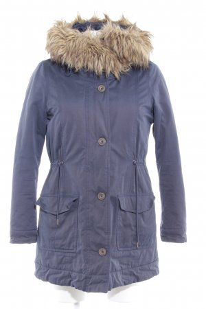Only Parka dunkelblau Casual-Look