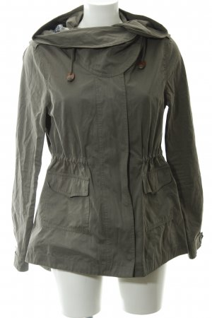 Only Parka khaki Karomuster Casual-Look
