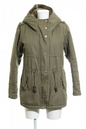 Only Parka mehrfarbig Casual-Look