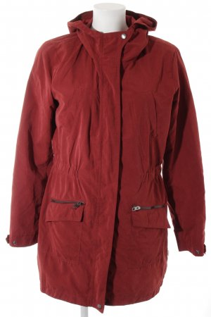 Only Parka rot Casual-Look