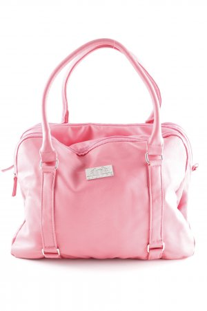 Only Pink Handtasche pink-goldfarben Casual-Look