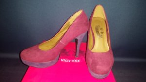 .. Only Pink Schuhe ..