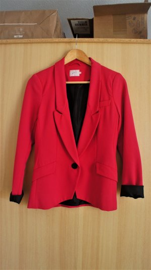 ONLY pinke Blazer Casual-look