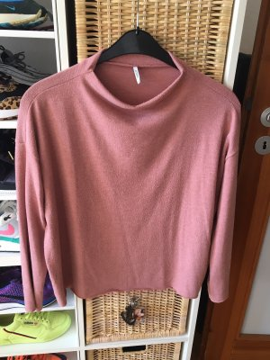 Only Oversized Sweater dusky pink