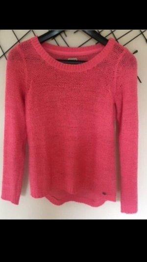 Only Pullover sehr schön Gr XS Pink