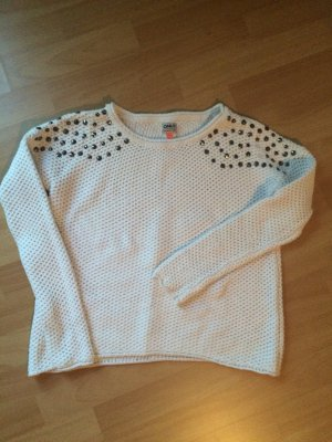 Only Pullover Studs Top S