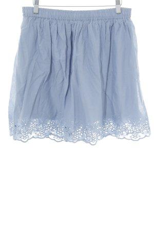 Only Circle Skirt slate-gray