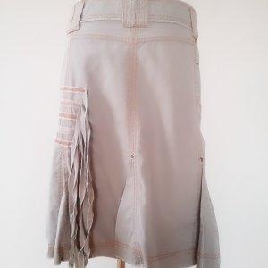 Only Rock Style Mized Skirt Gr 38