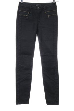 Only Pantalone a sigaretta nero stile casual