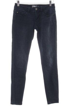 Only Jeans cigarette bleu style décontracté