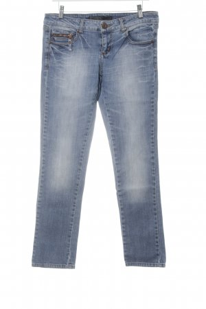 Only Tube Jeans cornflower blue casual look