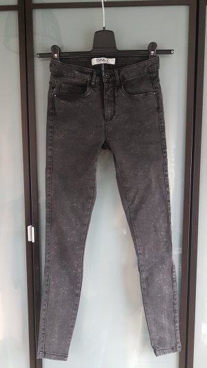ONLY Royal regular Skinny acid jeans XS,S/30